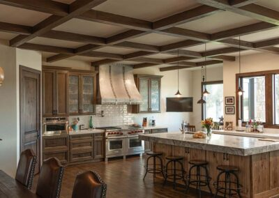 DeMarco Design and Build - Custom Residential Home - Bend Oregon - Concept Interior