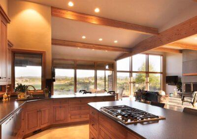 DeMarco Design and Build - Custom Residential Home - Bend Oregon - Hosmer Interior